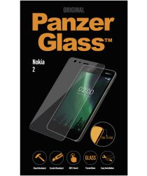 PanzerGlass Nokia 2 Edge To Edge Screenprotector Transparant