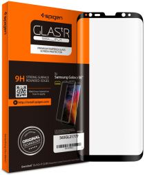 Spigen Samsung Galaxy S8 Tempered Glass Screen Protector