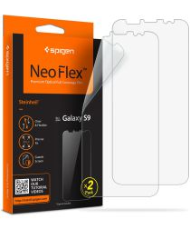 Spigen Neo Flex Samsung Galaxy S9 Screen Protector [2 Pack]