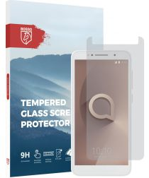 Rosso Alcatel 1C 9H Tempered Glass Screen Protector