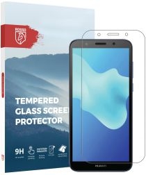 Rosso Huawei Y5 2018 9H Tempered Glass Screen Protector