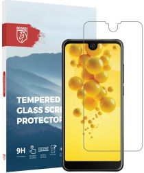 Rosso Wiko View 2 9H Tempered Glass Screen Protector