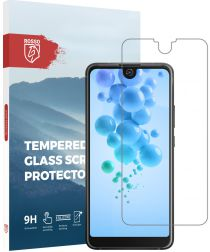 Rosso Wiko View 2 Pro 9H Tempered Glass Screen Protector
