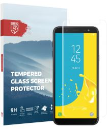 Rosso Samsung Galaxy J6 9H Tempered Glass Screen Protector