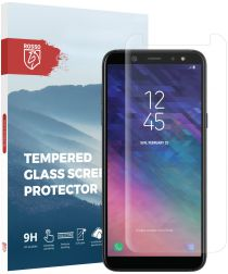 Rosso Samsung Galaxy A6 9H Tempered Glass Screen Protector