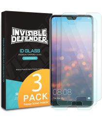 Ringke ID Glass 0.33mm Huawei P20 Pro [3-Pack]