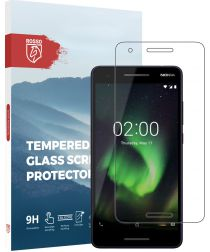 Rosso Nokia 2.1 9H Tempered Glass Screen Protector