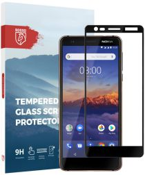 Rosso Nokia 3.1 9H Tempered Glass Screen Protector