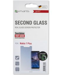 4smarts Limited Tempered Glass Screen Protector Nokia 7 Plus