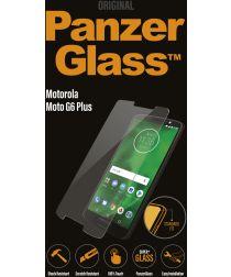 PanzerGlass Motorola Moto G6 Plus Screenprotector Transparant