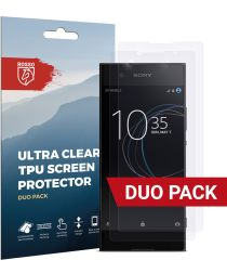 Rosso Sony Xperia XA1 Screen Protector Duo Pack
