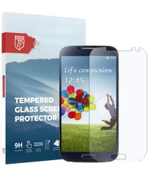 Rosso Samsung Galaxy S4 9H Tempered Glass Screen Protector