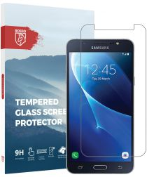Rosso Samsung Galaxy J7 2016 9H Tempered Glass Screen Protector