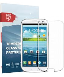 Rosso Samsung Galaxy S3 Mini 9H Tempered Glass Screen Protector