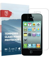 Rosso Apple iPhone 4S 9H Tempered Glass Screen Protector
