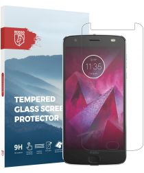 Motorola Moto X4 Tempered Glass