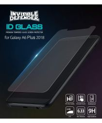 Ringke ID Glass Premium Tempered Glass Samsung Galaxy A6 Plus (2018)