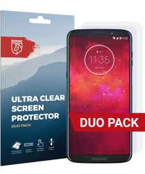 Motorola Moto Z3 Play Display Folie