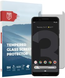 Rosso Google Pixel 3 9H Tempered Glass Screen Protector