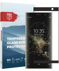 Rosso Sony Xperia XA2 Plus Tempered Glass Screen Protector