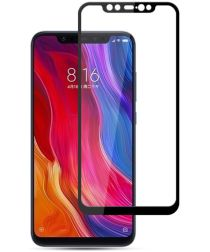 Xiaomi Mi 8 Tempered Glass Screen Protector Zwart