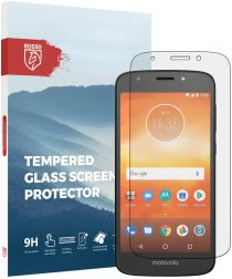 Rosso Motorola Moto E5 Play 9H Tempered Glass Screen Protector