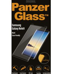 PanzerGlass Samsung Galaxy Note 9 Case Friendly Screenprotector Zwart
