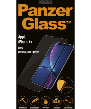 PanzerGlass Apple iPhone XR Privacy Glass Screenprotector