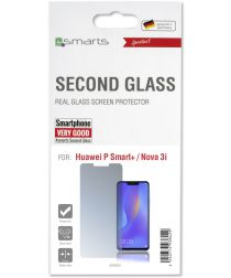 4Smarts Second Glass Huawei P Smart Plus Tempered Glass