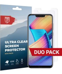 Rosso Honor Play Ultra Clear Screen Protector Duo Pack
