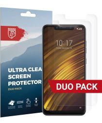 Alle Xiaomi Pocophone F1 Screen Protectors