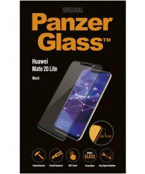PanzerGlass Huawei Mate 20 Lite To Edge Screenprotector Zwart