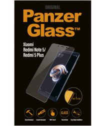 PanzerGlass Xiaomi Redmi Note 5 Edge To Edge Screenprotector