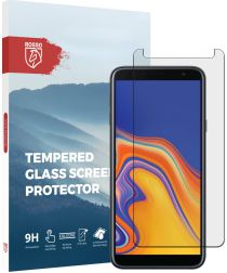 Rosso Samsung Galaxy J4+ 9H Tempered Glass Screen Protector