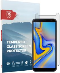 Rosso Samsung Galaxy J6+ 9H Tempered Glass Screen Protector