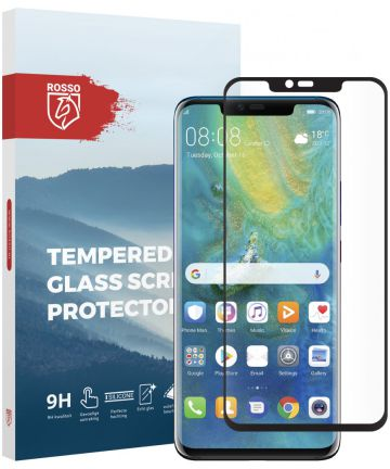 Rosso Huawei Mate 20 Pro 9H Tempered Glass Screen Protector
