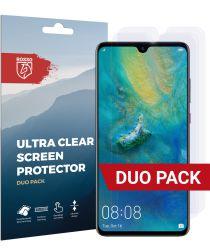 Alle Huawei Mate 20 Screen Protectors