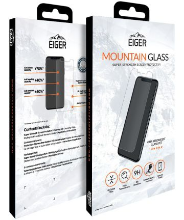 Eiger Mountain Glass Tempered Glass Screen Protector Apple iPhone XR