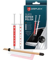 Displex Glass Repair Polish Scratch Remover