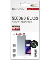 4Smarts Second Glass OnePlus 7/6T Tempered Glass Screen Protector