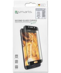4Smarts Second Glass Curved Huawei Mate 20 Tempered Glass Zwart