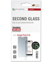 4Smarts Second Glass Google Pixel 3 XL Tempered Glass Screen Protector