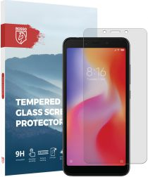 Rosso Xiaomi Redmi 6 9H Tempered Glass Screen Protector