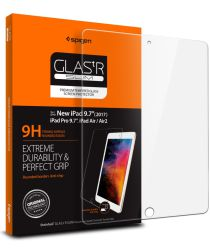 Spigen Apple iPad 2017 / 2018 Tempered Glass Screen Protector