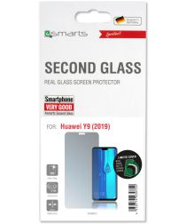 4Smarts Second Glass Huawei Y9 (2019) Tempered Glass Screen Protector