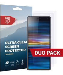 Alle Sony Xperia 10 Screen Protectors