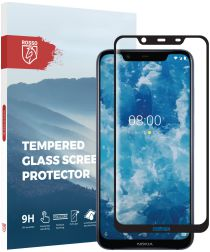 Rosso Nokia 8.1 9H Tempered Glass Screen Protector