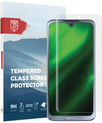 Rosso Motorola Moto G7 9H Tempered Glass Screen Protector