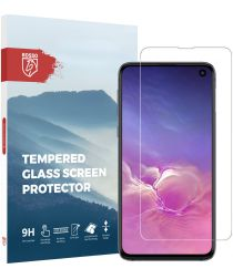 Rosso Samsung Galaxy S10E 9H Tempered Glass Screen Protector