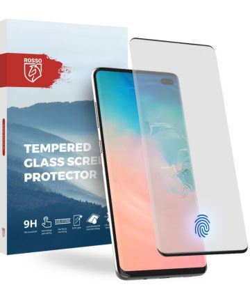 Rosso Samsung Galaxy S10 Plus 9H Tempered Glass Screen Protector